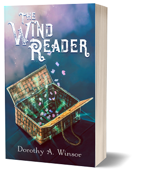 The Wind Reader - 3D Book (Small) (1)