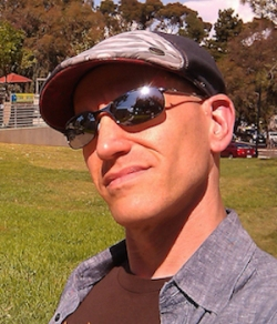 Author Tim Susman