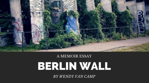 Berlin Wall Header