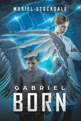 Gabriel Born Book Cover