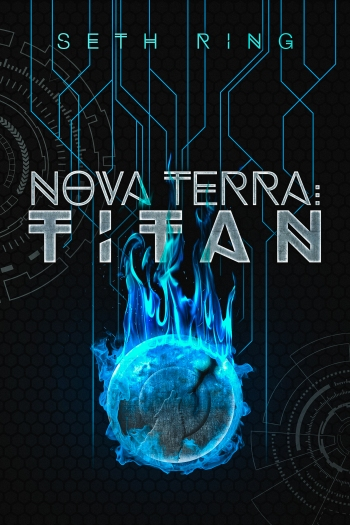 New Terra - Titan Book Cover