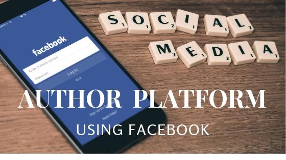 author platform using facebook