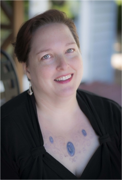 Author Jennifer Brozek
