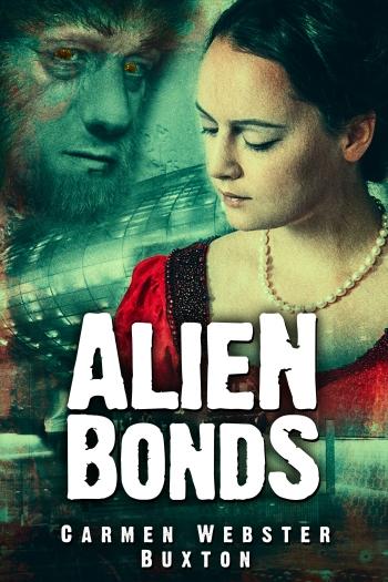 Book Cover Alien Bonds