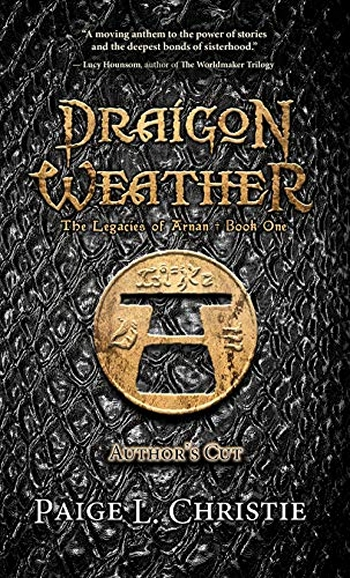 Draigon Weather Book Cover