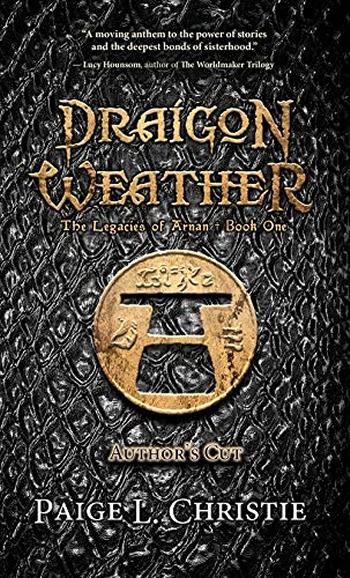 Draigon Weather Book Cover