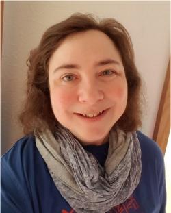Author Lisa Hofmann