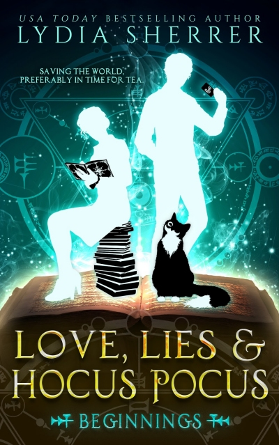 Love, Lies & Hocus Pocus Book Cover