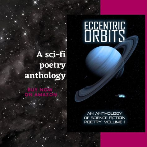 Eccentric Orbits: a sci-fi poetry anthology