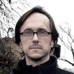 Author Ian Lahey