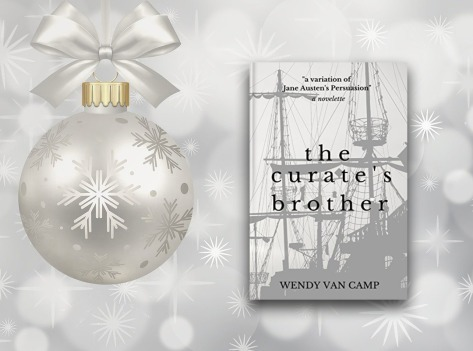 The Curate's Brother by Wendy Van Camp