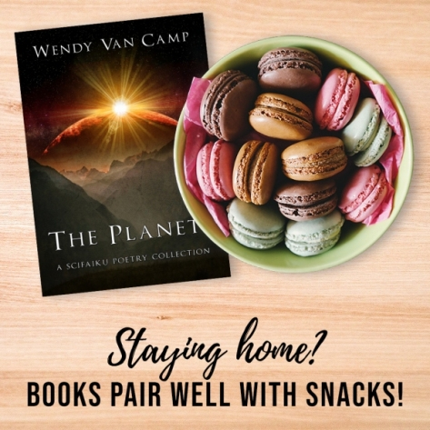 The Planets: a scifaiku poetry collection by Wendy Van Camp