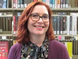 Author Theresa Halversen