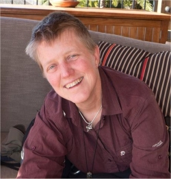 Author Chrys Cymri