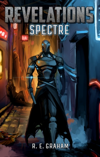 Spectre Book Cover
