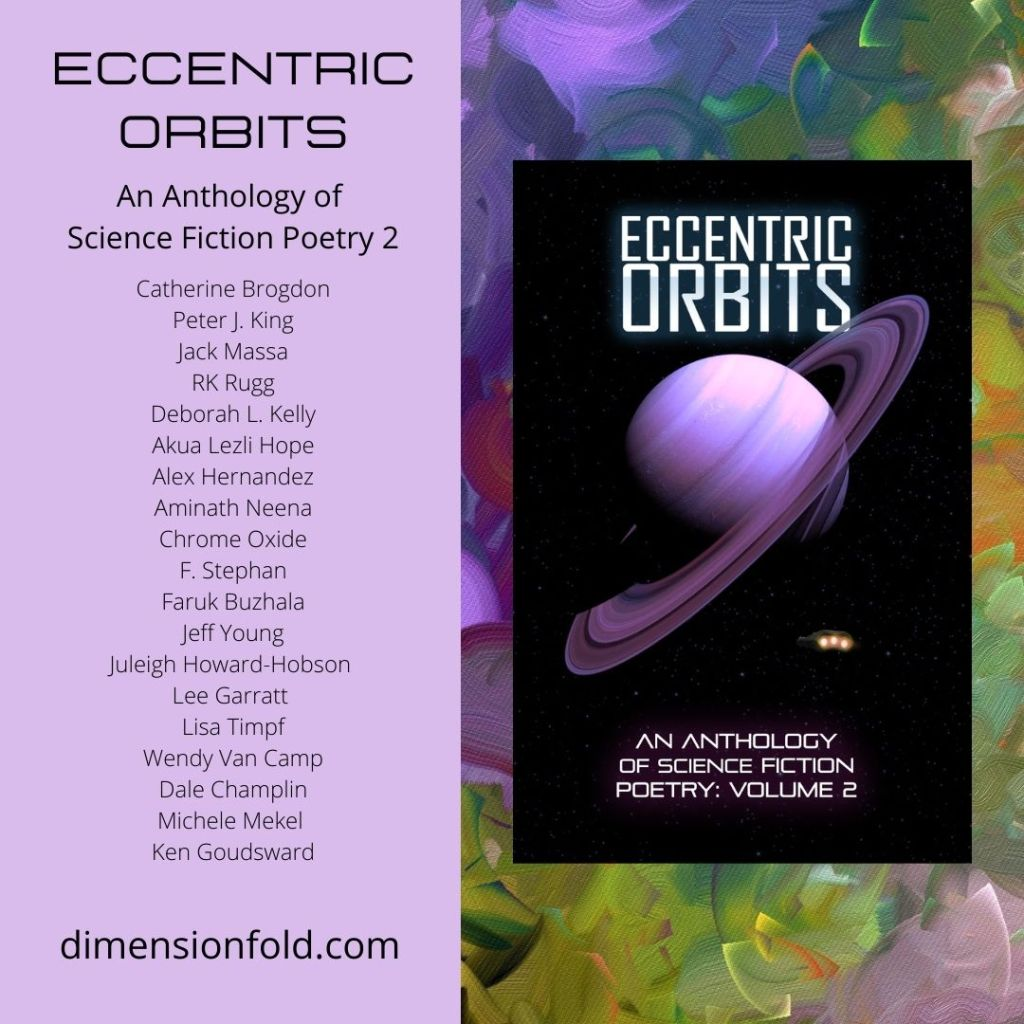 Eccentric Orbits Poetry Anthology
